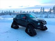 Nissan Juke Nismo RSnow, exclusivo para la nieve
