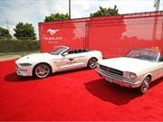 Ford presenta la unidad 10 millones del emblemático Mustang