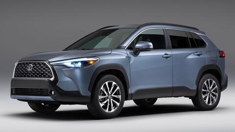 Toyota Corolla Cross. una versión SUV