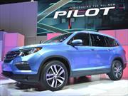 Honda Pilot 2016, más estilizada y con tecnología