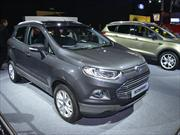 Ford EcoSport se presenta en el Salón de París