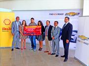 Chevrolet y Shell premiaron a cliente con un pasaje a la Fórmula 1 en Brasil