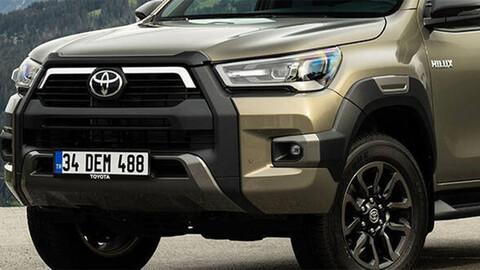 Toyota Hilux RS tendrá motor turbodiésel de 300 Hp