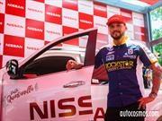Pablo Quintanilla se convierte en el nuevo embajador de Nissan NP300