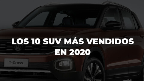 Top 10: Los SUV más vendidos de Argentina en 2020