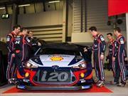 WRC 2018: Este es el Hyundai i20 Coupé para el Mundial de Rally