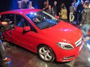 Mercedes Benz nuevo Clase B se presenta en Argentina