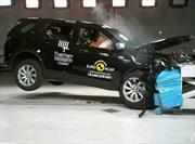Land Rover Discovery Sport obtiene 5 estrellas de Euro NCAP