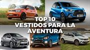 Top 10: autos vestidos para la aventura