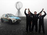 Volkswagen Touareg rompe nuevamente el récord Cape to Cape