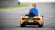 McLaren 720s, un deportivo eléctrico para niños