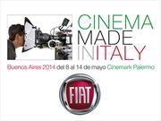 "FIAT Argentina patrocina el ""Cinema Made in Italy"""