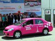 ¿Sabías que en México hay taxis exclusivos para las mujeres?