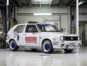 Volkswagen resucita al Golf de doble motor que compitió en Pikes Peak