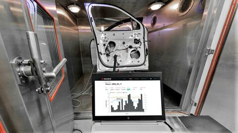 Porsche se vale de inteligencia artificial para detectar ruidos