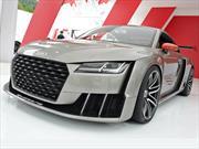 Audi TT Clubsport Turbo Concept debuta en Wörthersee 2015