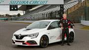 El Renault Mégane RS Trophy  se impone en Suzuka
