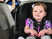 Silla de Evenflo emite alerta cuando un niño es dejado en el auto