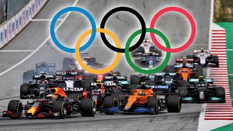 ¿Por qué la F1 y el automovilismo no forman parte de los Juegos Olímpicos?