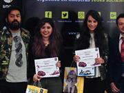 smart premia a los ganadores del 11° Concurso de Creatividad