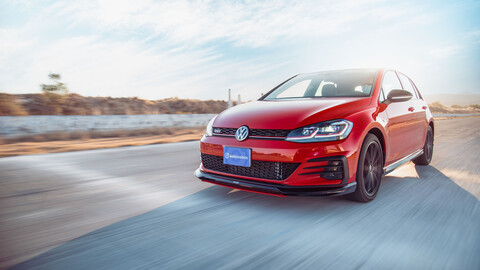 Manejamos el Volkswagen Golf GTI Oettinger
