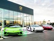 Lamborghini inaugura dos distribuidores en América del Norte