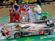 Audi R18 e-tron quattro: Repite triunfo en las 24 Horas de Le Mans