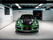GTstreet RS por TechArt es un 911 Turbo S al extremo