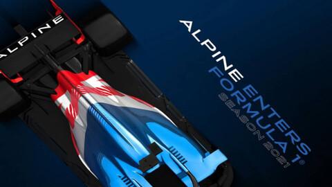 F1 2021: adiós Renault, bienvenido Alpine