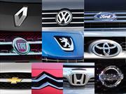Top 10 las marcas más vendedoras en marzo de 2014