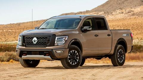 Renault planea fabricar otra pick up en Argentina