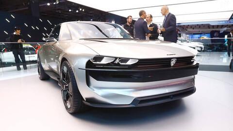 Peugeot e-LEGEND, el auto eléctrico y autónomo que la marca del león no quiso fabricar