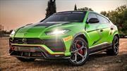 Lamborghini Urus ST-X es una auténtica camioneta de carreras