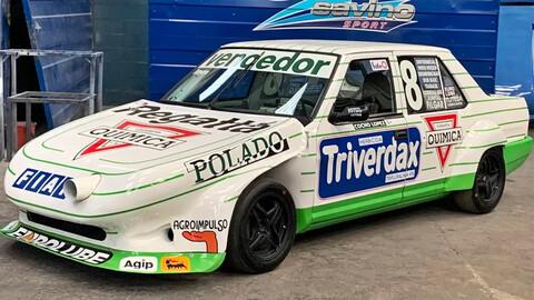 Cocho López se reencontrará con el FIAT Regatta Vencedor