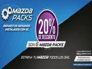 Mazda Packs, lo nuevo de la compañía japonesa