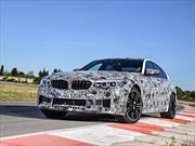 BMW M5 2018, admira a este poderoso atleta en acción