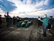 Drayson Racing EV impone nuevo récord de velocidad para auto eléctrico