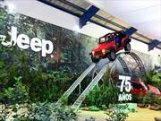 Edición exclusiva para Colombia del Jeep Wrangler en el Salón de Bogotá