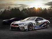 BMW regresa a Le Mans con el nuevo Serie 8 Coupé