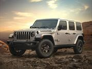 Jeep Wrangler Moab Edition 2018, un modelo inoxidable