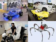 Top 10: Los vehículos más extravagantes del mundo