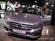 Mercedes-Benz presenta el nuevo Clase C Sedán en Argentina