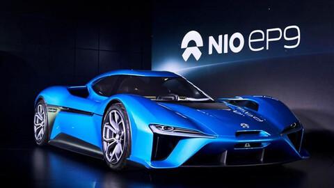 NIO, el competidor chino de Tesla crece en ventas