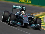 F1 GP de Australia, clasificación: Hamilton y Mercedes hacen el 1