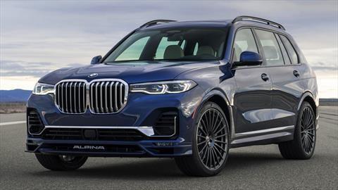 Alpina XB7 es un BMW X7 con más de 600 hp y mucha tecnología