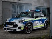 MINI John Cooper Works, patrulla de la policía alemana