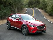 Mazda CX-3 2016 tiene un precio inicial de $19,960 dólares