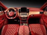 Así se echa a perder el interior de un Mercedes-Benz GLE