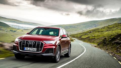 Audi lanza en Chile la actualización del Q7