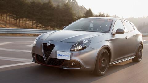 Manejamos el Alfa Romeo Giulietta 110 Edizione 2021